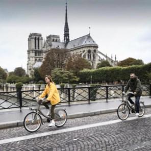 Parijzenaars preken de 'vélorution', met dank aan de stakingen