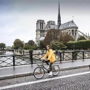 Parijzenaars preken de 'vélorution', met dank aan stakingen