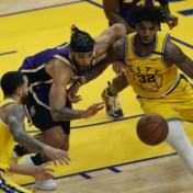 LA Lakers hebben LeBron James niet nodig om te winnen van Golden State Warriors