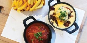 Onze recensent bezoekt 'Ballekes': 'Op drie kwartier weer buiten, en best lekker gegeten voor 17,50 euro'