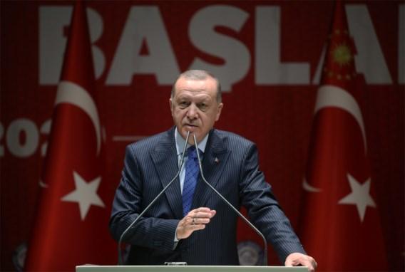 Erdogan beweert 'grens met Europa te hebben opengezet' voor migranten