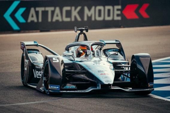 Stoffel Vandoorne teleurstellend 15de in Formule E-race Marrakesh