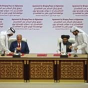 Verenigde Staten en taliban ondertekenen akkoord dat vrede mogelijk moet maken