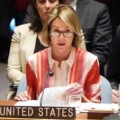 VS pleiten in VN-Veiligheidsraad voor 'volledige steun' aan Turkije