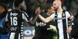Charleroi wint van Standard en springt naar derde plek