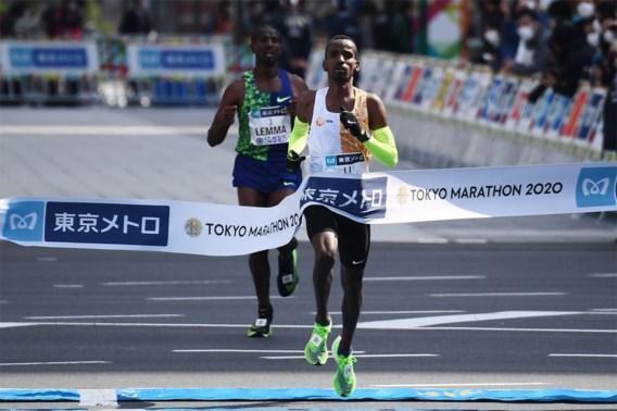 Bashir Abdi na zijn fenomenaal record: 'Elke marathon die ik loop lijkt beter te gaan'