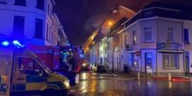 Lichaam aangetroffen na woningbrand in Kortrijk