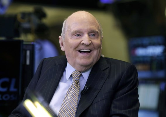Oud-topman General Electric Jack Welch overleden