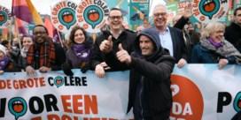 PVDA en Vlaams Belang warmen proteststem op