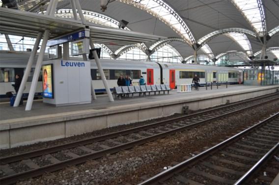 Treinverkeer hervat tussen Leuven en Landen