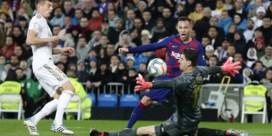 Spaanse kranten vol lof voor Thibaut Courtois na mijlpaal: 'Barcelona stuitte op een muur'