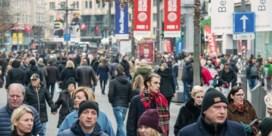 Tegen 2070 zijn we met 12,7 miljoen Belgen, maar bevolkingsgroei vertraagt