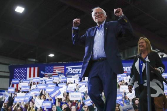 Sanders: 'We hebben de beste papieren om Trump te verslaan'