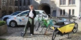 Mechelen zet stevig in op duurzame deelfietsen en -wagens