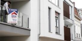 Voor het eerst meer appartementen dan open bebouwing