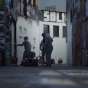 UGent kalkt 'Graffitistraatje' wit om boek en museum voor te stellen