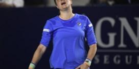 Kim Clijsters na tweede nederlaag: 'veel werkpunten'