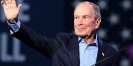 Bloomberg flopt en stopt: poen is niet voldoende om president te worden