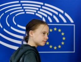Greta Thunberg teleurgesteld in Europese klimaatwet: 'Lege woorden'