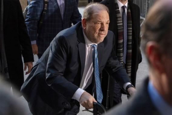Weinstein verblijft nog altijd in ziekenhuis na veroordeling: 'Dit had de jury niet in gedachten'