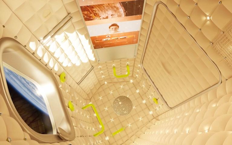 Nasa gaat in zee met Franse designer Philippe Starck