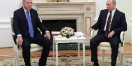 Poetin en Erdogan bereiken staakt-het-vuren in Idlib