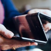 Een smartphone die je kunt oprollen