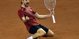België en Hongarije houden elkaar in evenwicht in Davis Cup