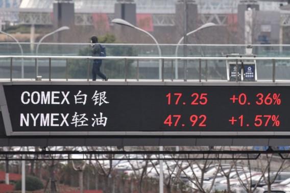 Voor China lijkt het ergste voorbij