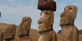 Chileense man rijdt iconisch moaimonument omver op Paaseiland