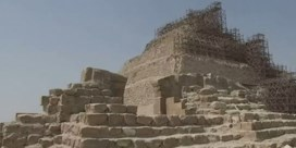 Trappenpiramide van Djoser weer open voor publiek na 14 jaar lange restauratie
