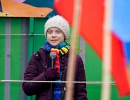 Europese klimaatmars met Greta Thunberg is vertrokken