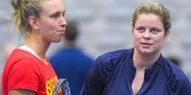 Clijsters' achterpoortje naar Tokio: ook comeback in het dubbel