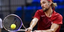 Geen Davis Cup-eindronde voor België: Ruben Bemelmans verliest beslissende vijfde wedstrijd tegen Hongarije