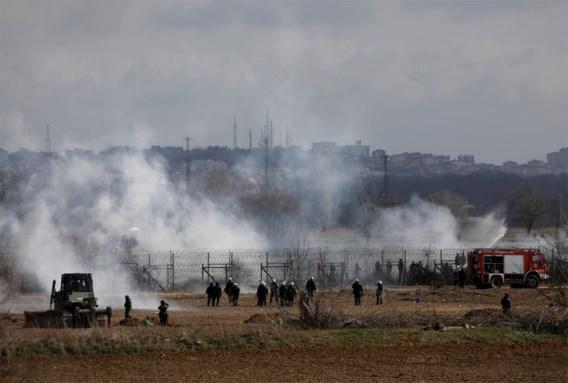 Traangas bij nieuwe spanningen aan Grieks-Turkse grens