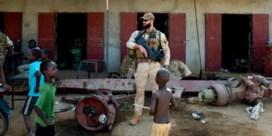 Belgische soldaten 'ontstressen' na missie in Mali