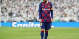 Een machtige voetballer