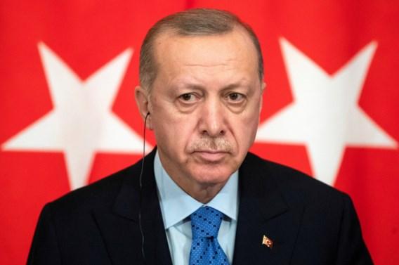 Erdogan komt maandag naar Brussel