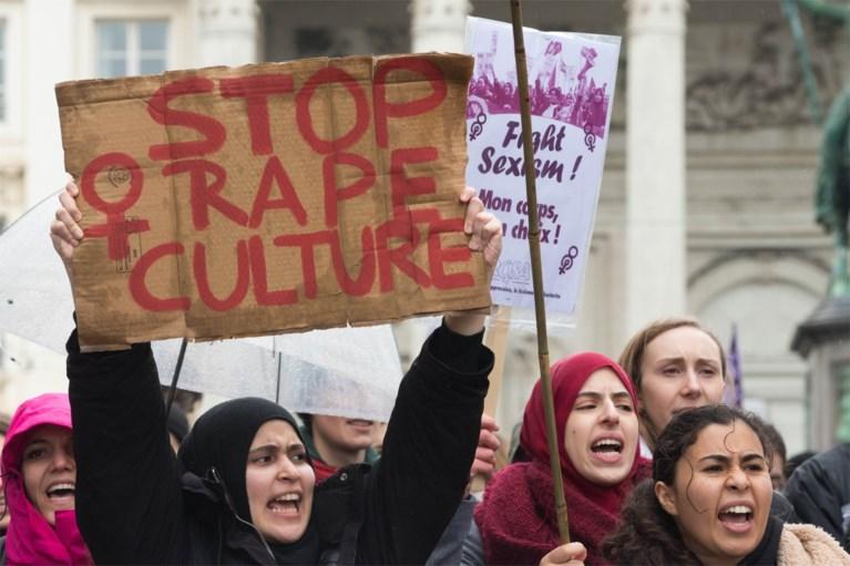 Meer dan 6.000 deelnemers aan Brusselse mars voor vrouwendag