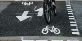 Vlaanderen geeft meer geld uit aan minder fietspaden