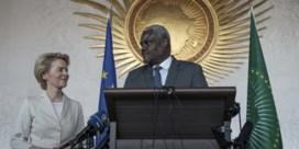 EU wil Afrika niet overlaten aan China