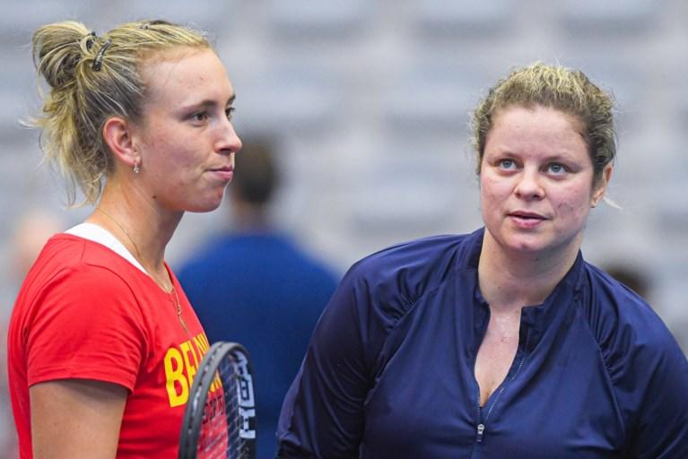 Status quo voor David Goffin en Elise Mertens op wereldranglijsten, nog geen ranking voor Kim Clijsters