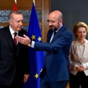 Ontmoeting Michel-Erdogan levert geen doorbraak op