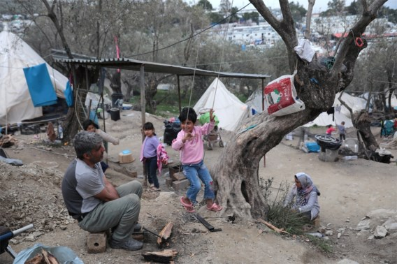 EU gaat 1.500 kinderen uit Griekse vluchtelingenkampen opvangen