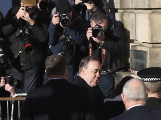 Voormalige Schotse premier wijst alle beschuldigingen van aanranding en verkrachting af
