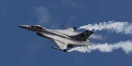 Gevechtsvliegtuig stort neer in Pakistan