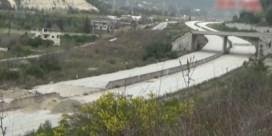 Syrië opent oude weg als veiligheidscorridor voor Rusland en Turkije