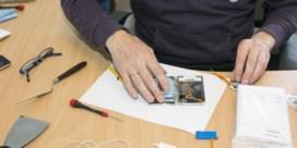 Gsm's en laptops moeten makkelijker herstelbaar worden