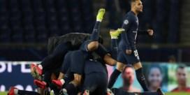 PSG voor het eerst in vier seizoenen naar kwartfinales Champions League