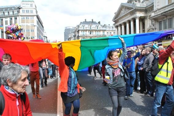 Belgian Pride screent politieke partijen voor ze mogen deelnemen